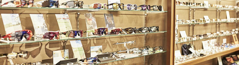 メガネの販売