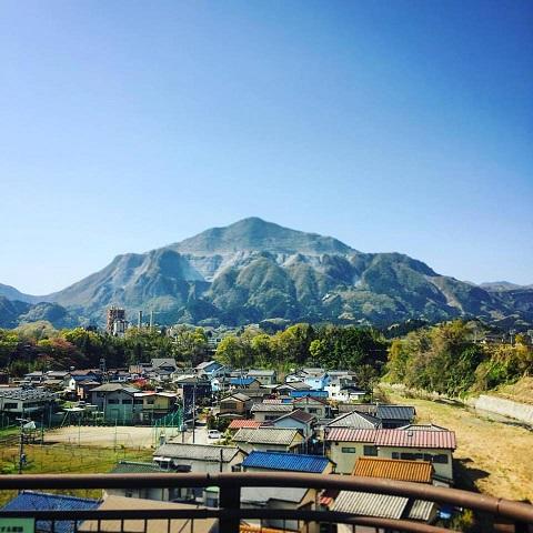 武甲山だよ