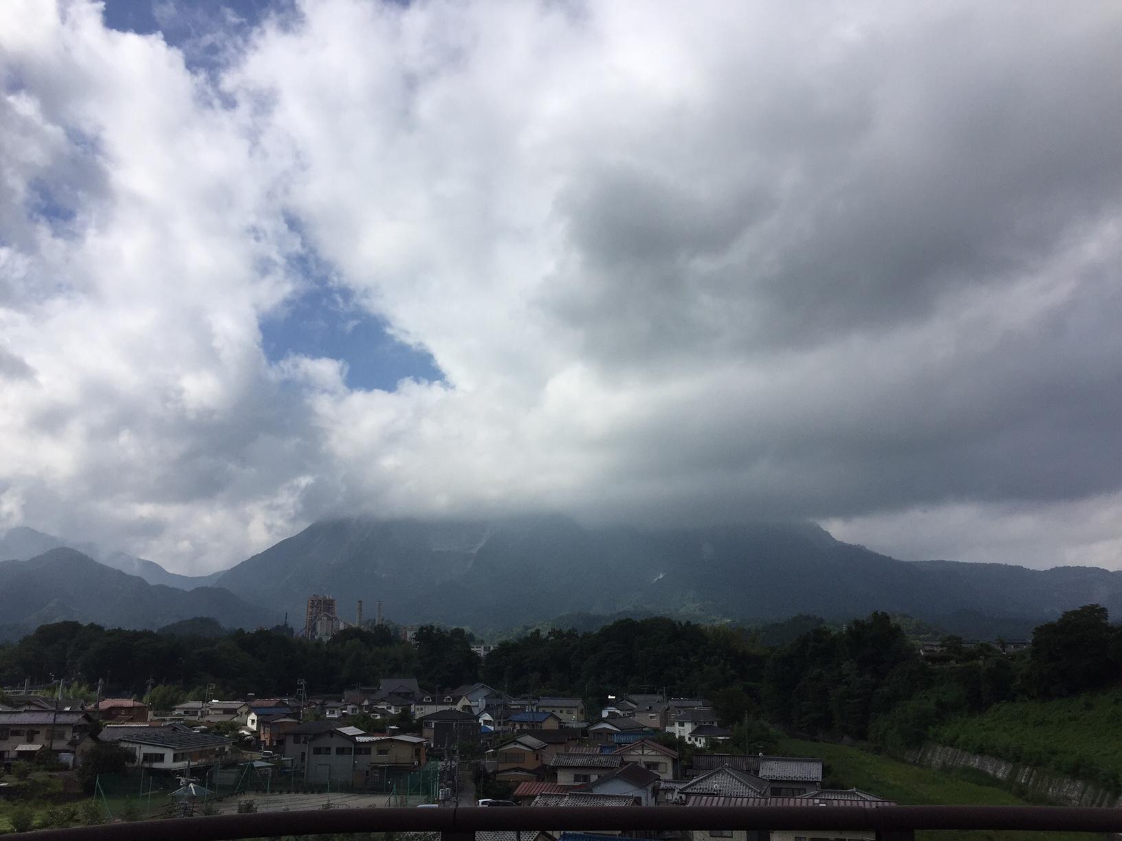 武甲山0816